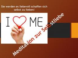 Webinar: Mit Meditation zur Selbstliebe