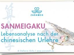 Webinar: SANMEIGAKU - Lebensanalyse nach der Chinesischen Astrologie