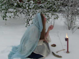 Webinar: Lichtmess - Das Online-Ritual