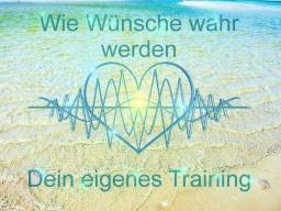Webinar: WieWünscheWahrWerden-Einzeltraining
