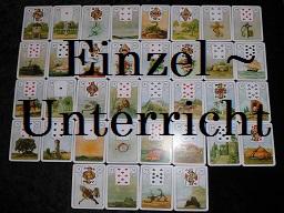 Webinar: Kartenlegen - Lenormand Intensiv E1: Einzelunterricht sehr effizient