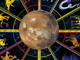 Webinar: Astrologie lernen: Mars in den Zeichen
