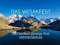 Webinar: DAS WESAKFEST