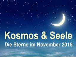 Webinar: Die Sterne im November 2015