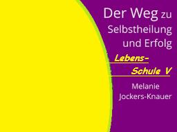 """Webinar: V """"Die 7 Stufen des Seins"""" - (4teiliges Tages-Seminar)"""