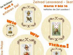 Webinar: Lenormand Zeitrad Teil 2