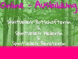 Webinar: Deine Berufung als spiritueller Botschafter, Heiler & Berater leben -  kostenFREIer Einblick in die Online-Ausbildung