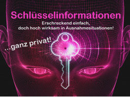 Webinar: Schlüsselinformationen, ganz privat - Erschreckend einfach, doch hoch wirksam in Ausnahmesituationen!