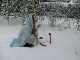 Webinar: Wintersonnenwend Ritual mit der Priesterin