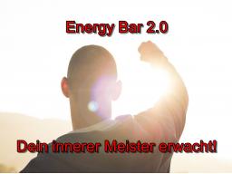 Webinar: Energy Bar 2.0 - Dein innerer Meister erwacht!