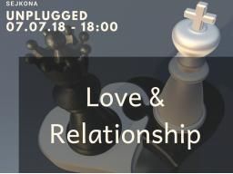 Webinar: UNPLUGGED - Love & Relationship