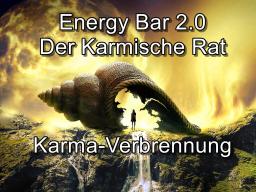 Webinar: Energy Bar 2.0 Karma-Verbrennung