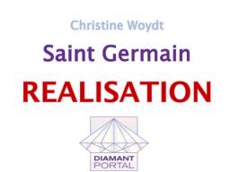 Webinar: Saint Germain: Realisation 7