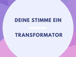 Webinar: Deine Stimme - Dein Transformator