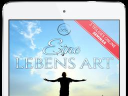 Webinar: Sein-   Eine Lebens Art, Teil 2