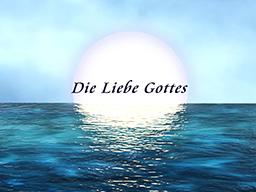 Webinar: Die Liebe Gottes