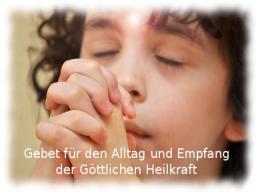 Webinar: Gebet der Ewigen Glücksseligkeit