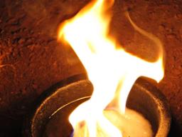 Webinar: Vorbereitung einer Feuerzeremonie zum Jahreswechsel - Achtsamkeit