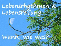 Webinar: Lebensreifung und Lebensrhythmen in der Numerologie und im I Ging
