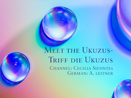 Webinar: Meet the Ukuzus / Triff die Ukuzus