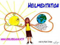 Webinar: Heilmeditation - Heile Dich Selbst