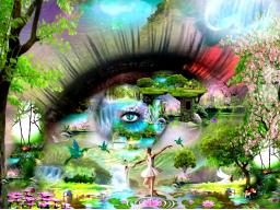 Webinar: *° Das Orakel von Delphi °* Einstimmung