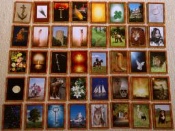Webinar: Kartenlegen lernen - Das große Taromand-Blatt - Die Landkarte der Seele (videobasiertes Selbststudium)