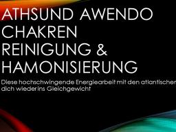 Webinar: Athsund Awendo Chakren REINIGUNG & Harmonisierung