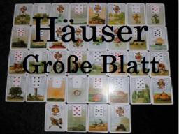 Webinar: Kartenlegen Intensiv H1: HÄUSER im Großen Blatt