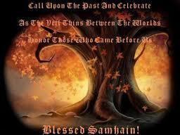 Webinar: Samhain - Begegne deinen Ahnen