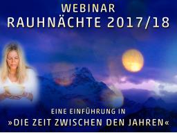 Webinar: Die Rauhnächte 2017/2018