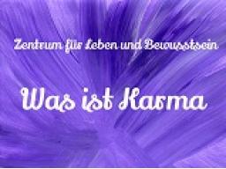 Webinar: Was ist Karma?