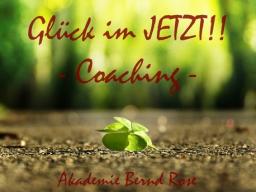 Webinar: Glück im JETZT!! Workshop