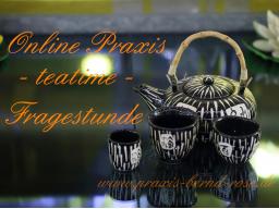Webinar: -teatime- Online Praxis