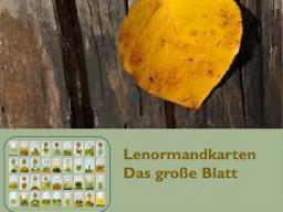 Webinar: Lenormandkarten  Deutung des großen Blattes