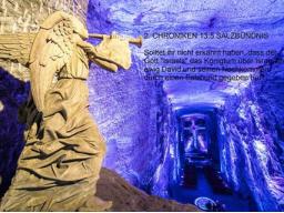Webinar: CUM GRANO SALIS * DER MYSTISCHE MELCHIZEDEK-RITUS DES SALZBUNDES