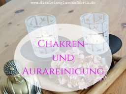 Webinar: Chakren- und Aurareinigung (inkl. Anleitung und Meditation)