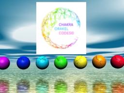 Webinar: CHAKRA ORAKEL CODES© - Finde und heile die verborgenen Themen deiner Chakren