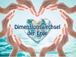 Webinar: Dimensionsverschmelzung der Erde