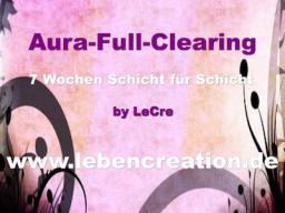 Webinar: *Aura-Full-Clearing by LeCre©* - lerne alle Schichten Deiner Aura wahrzunehmen - inkl. Meditation und Übungen