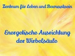 Webinar: Energetische Ausrichtung der Wirbelsäule