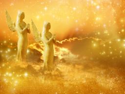 Webinar: Einweihung in die weiß-goldene Engelebene