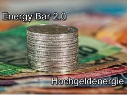 Webinar: Energy  Bar 2.0 - Hochgeldenergie