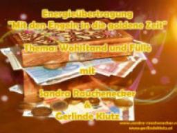 """Webinar: Energieübertragung """"Mit den Engeln in die goldene Zeit"""""""