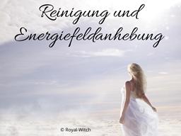 Webinar: Reinigung u. Energiefeldanhebung