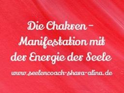 Webinar: Die Chakren - Manifestation mit der Energie der Seele - Teil 1 Einführung