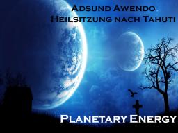 Webinar: Planetary Energy (Energieübertragung)