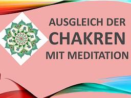 Webinar: Chakrenausgleich mit Meditation