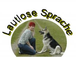 Webinar: Tierkommunikation - Lautlose Sprache- Mit Tiergesprächen