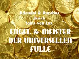 Webinar: ENGEL & MEISTER DER UNIVERSELLEN FÜLLE